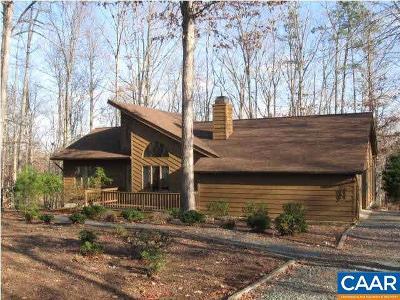 Lake Monticello Single Family Home For Sale: 4 Winn Ct