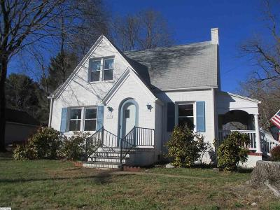Waynesboro Single Family Home For Sale: 817 Rosser Ave