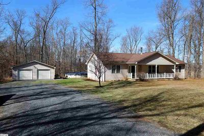 Stuarts Draft Single Family Home For Sale: 308 University Farm Rd
