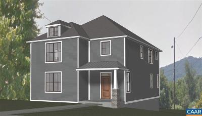 Charlottesville Single Family Home For Sale: 1 Stonehenge Ave