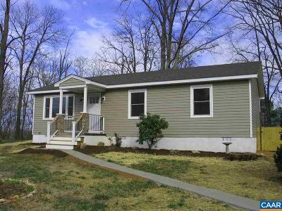 Greene County Single Family Home For Sale: 19 Holmes Run Rd