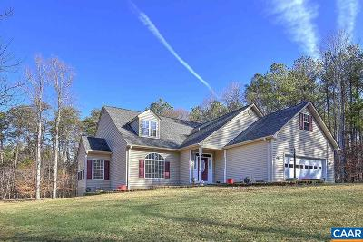 Barboursville Single Family Home For Sale: 3706 Ashleigh Way Rd