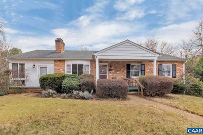 Single Family Home For Sale: 332 Brentwood Rd