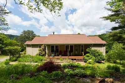 Elkton Single Family Home For Sale: 135 Overlook Mountain Rd