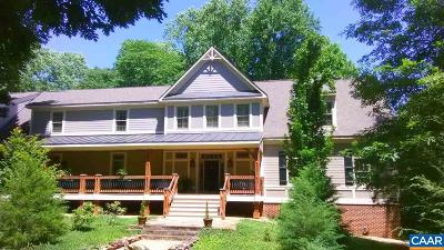 Nelson County Single Family Home For Sale: 701 Stoney Creek West