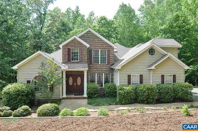 Fluvanna County Single Family Home For Sale: 46 Honeysuckle Ct