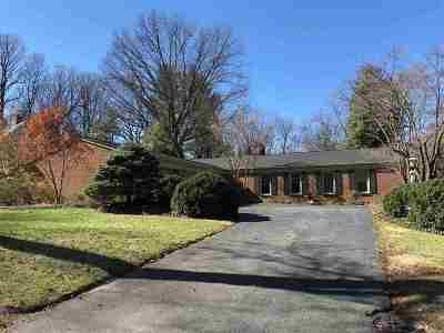 Harrisonburg VA Single Family Home Sold: $351,900