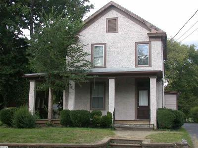Staunton County Multi Family Home For Sale: 212 N Coalter St