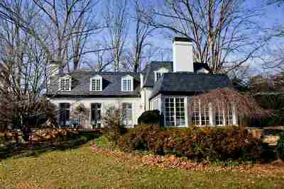 Albemarle County Single Family Home Sold: 1510 Echo Hill Farm