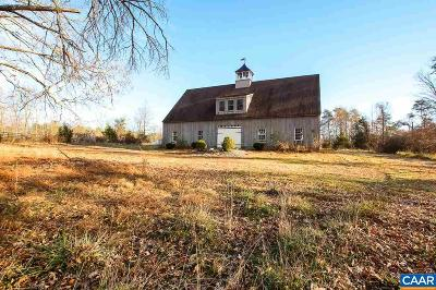 Charlottesville Single Family Home For Sale: 6525 Dick Woods Rd