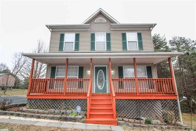 Barboursville Single Family Home For Sale: 793 Preddy Creek Rd