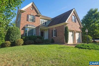 Charlottesville Single Family Home For Sale: 2041 Ridgetop Dr