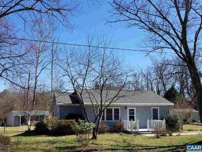 Crozet Single Family Home For Sale: 947 Haden Ln