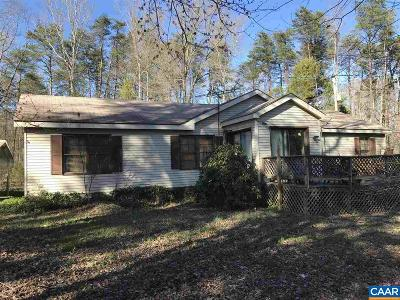 Louisa County Single Family Home For Sale: 27 Field Ln