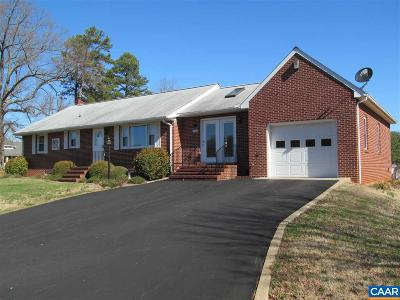 Orange County Single Family Home For Sale: 11431 Montford Lake Rd
