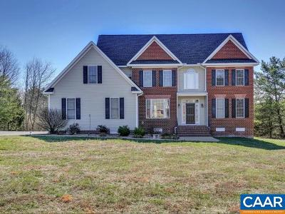 Goochland Single Family Home For Sale: 4964 Double Eagle Dr