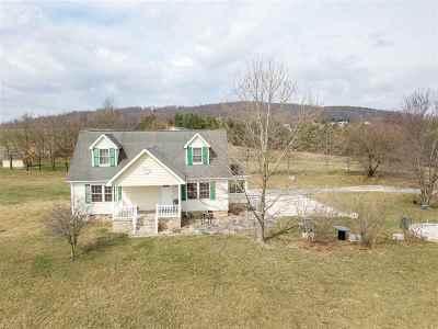 Rockingham County Single Family Home For Sale: 1513 Cory Ln