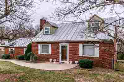 Rockingham County Single Family Home For Sale: 6630 Spotswood Trl