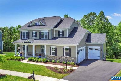 Crozet Single Family Home For Sale: 6628 Welbourne Ln