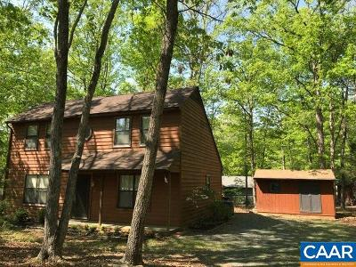 Lake Monticello Single Family Home For Sale: 19 Tallwood Trl