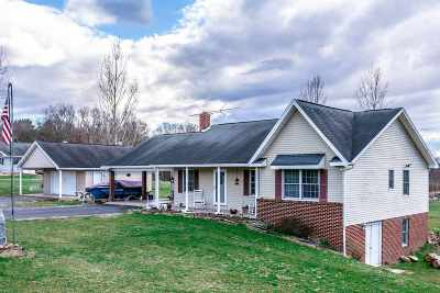 Page County Single Family Home For Sale: 1163 Fleeburg Loop