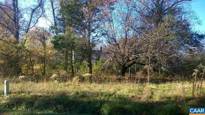 Louisa Lots & Land For Sale: 1425 Brick House Rd