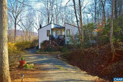 Nelson County Single Family Home For Sale: 28 Forest Ln