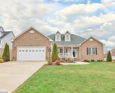 Waynesboro Single Family Home For Sale: 117 Compass Dr