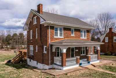Waynesboro Single Family Home For Sale: 1433 Monroe St