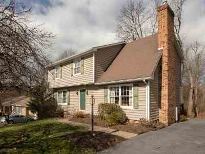 Harrisonburg Single Family Home For Sale: 1173 Portland Dr