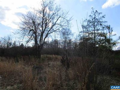 Louisa Lots & Land For Sale: 940 Bibb Store Rd