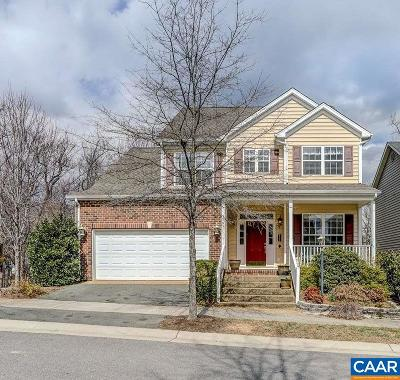 Crozet Single Family Home For Sale: 1865 Bargamin Loop