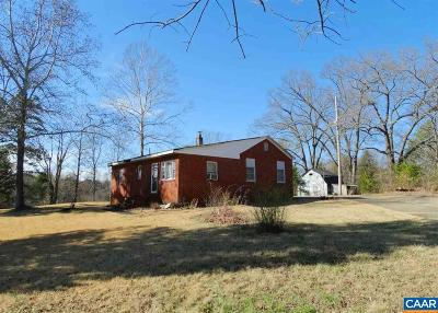 Madison County Single Family Home For Sale: 1042 George James Loop