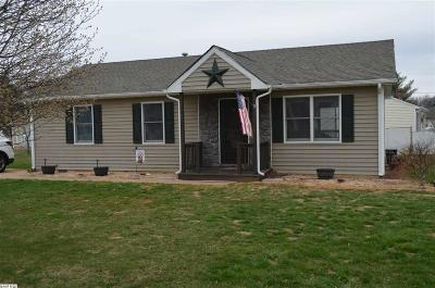 Waynesboro Single Family Home For Sale: 62 Ox Rd