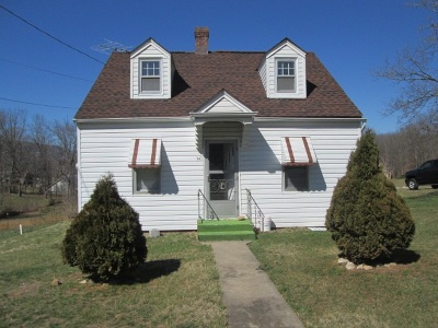 Page County Single Family Home For Sale: 147 Comertown Rd