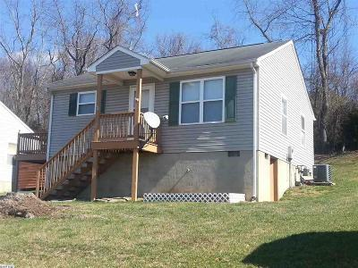 Waynesboro Single Family Home For Sale: 1400 Peach St