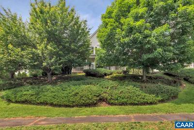 Charlottesville Single Family Home For Sale: 1075 Still Meadow Xing