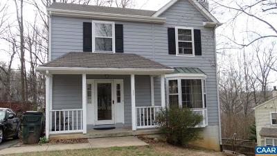 Charlottesville Single Family Home For Sale: 387 Wildwood Ct