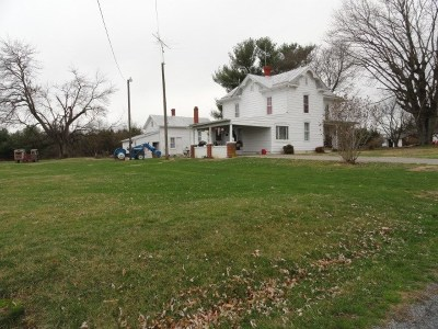 Rockingham County Farm For Sale: 9074 Valley View Rd