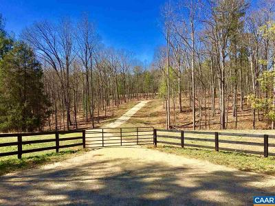 Charlottesville Lots & Land For Sale: Lot 29 West Leigh Dr