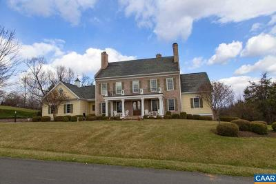 Albemarle County Single Family Home For Sale: 515 Foxdale Ln