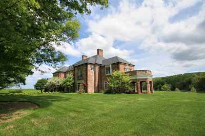 Albemarle County Single Family Home For Sale: 5785 Stony Point Rd