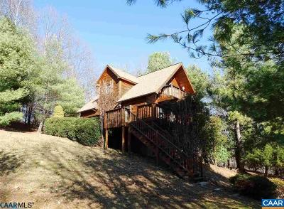 Madison County Single Family Home For Sale: 299 Leathers Ln