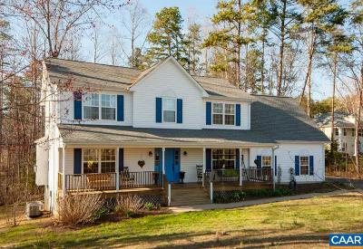 Barboursville Single Family Home For Sale: 1531 Ridgeway Dr