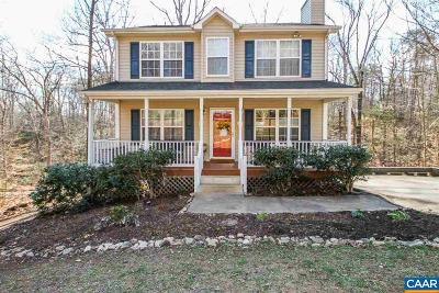 Fluvanna County Single Family Home For Sale: 35 S Bearwood Dr