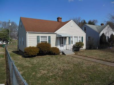 Waynesboro Single Family Home For Sale: 317 King Ave