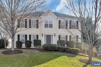 Charlottesville Single Family Home For Sale: 2637 Fernleaf Rd