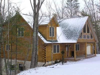 Single Family Home For Sale: 501 Brawley Ln