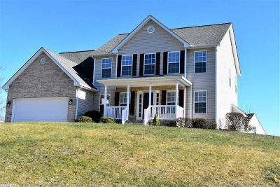Waynesboro Single Family Home For Sale: 134 Long Bow Rd