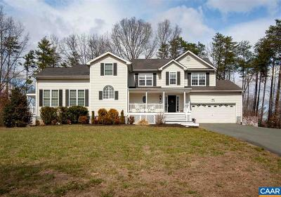 Barboursville Single Family Home For Sale: 297 Tanglewood Dr